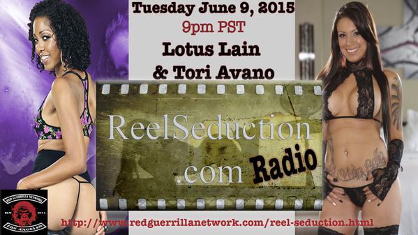 Tori Avano radio